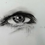 Auge Carolin Labek Kohle