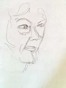 Gesichter skribbeln_1 2015-02-19