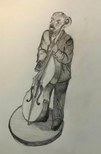 Figur Musiker 2015-03-13
