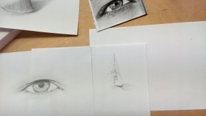 Grundformen Auge Bleistift 2015-03-13
