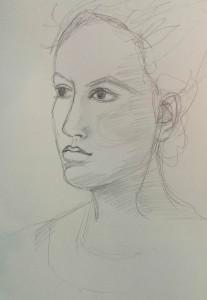 Portrait LL von CL 2015-04-07