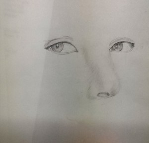 Annette Gesicht Anfang 2015-06-16