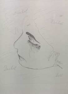 Andrea Gesicht tönen 2015-10-15