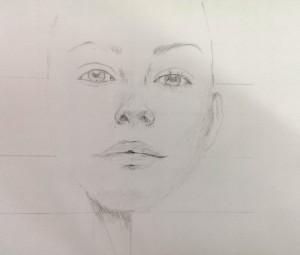 Andrea Gesicht Übung nach Konstruktion 2015-12-02