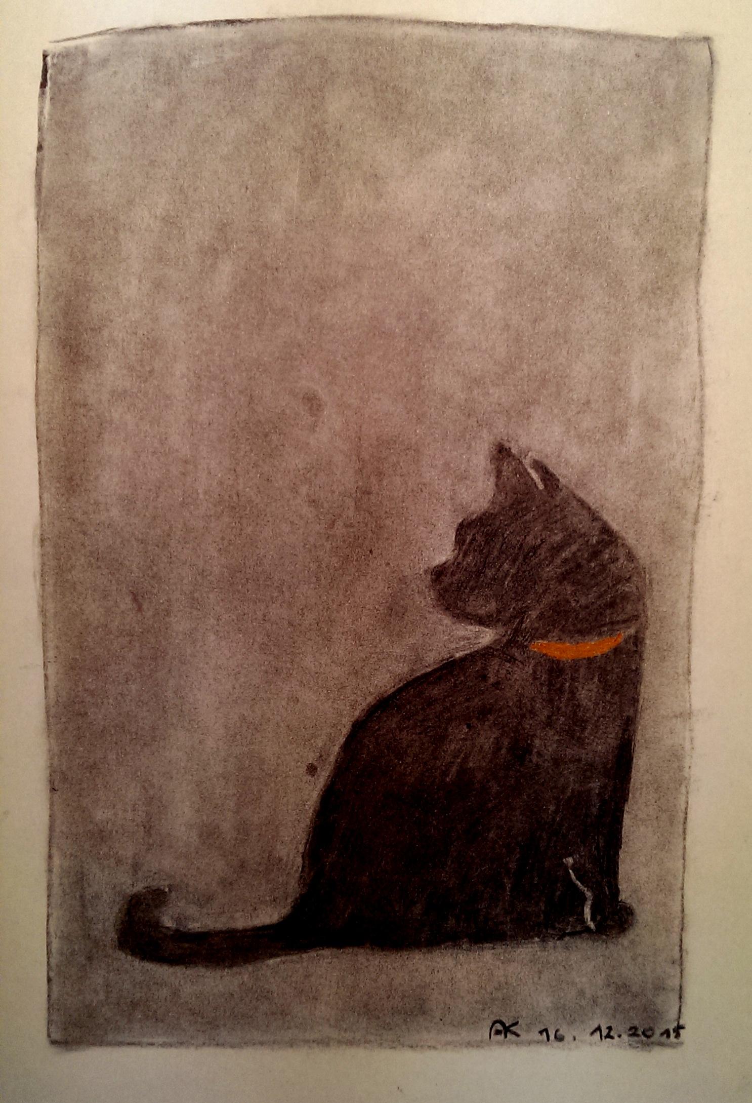 Jugendkurs - Zeichnen mit dem Knetgummi - Mit Pastellkreide ...