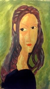 Edith Beginn Modigliani 2015-11-30