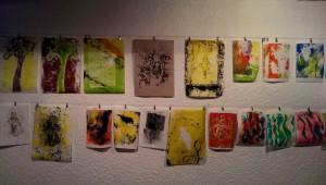 Bilderserie an der Wand 2016-02-24