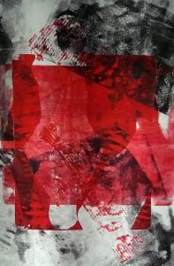 Birgit schwarz weiß rot