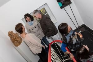 Besucher der Galerie 2016-03-18