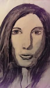 Doris Gesicht Kohle 2016-03-16
