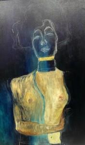 Birgit I Kopie Klimt