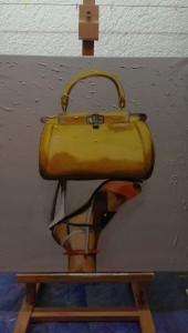 Brigitte Tasche mit Schuh CL finish