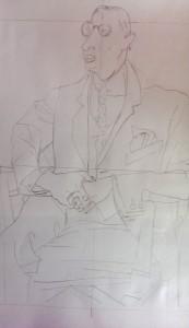 Renate Umkehrzeichnung Picasso 2016-05-12