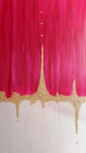 Susanne pink gold fertig