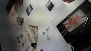 Porträtübungen