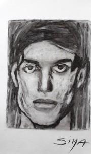 Sibylle Kopf Picasso fertig