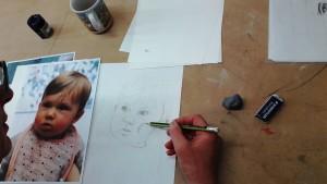 2018-03-06 Bärbel Zeichnung Enkelkind