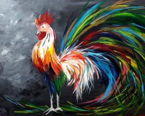 Tiere Malen Acryl Einfach